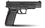 Springfield XD45 Tactical 5